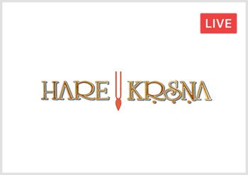 Hare Krsna Live